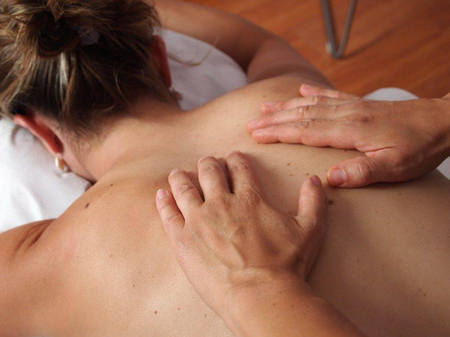 Physiotherapie, Massage