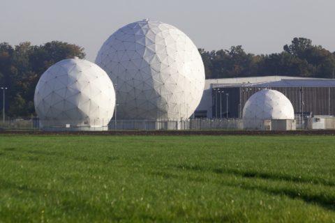 Radar, Bundesnachrichtendienst,