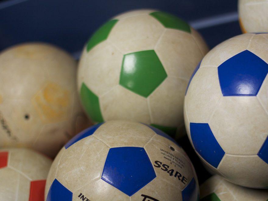 Fußball,Sportunterricht