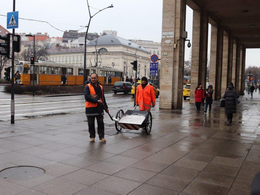 """Straßenreinigungsgebühren nach dem """"Frontmetermaßstab"""""""