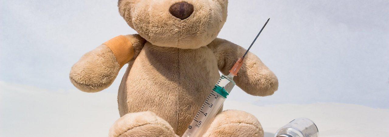 Schutzimpfung Masern