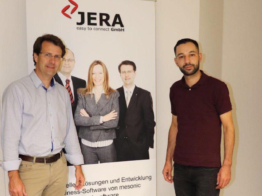 JERA realisiert Schnittstellen-Shop mit Unterstützung durch eBakery