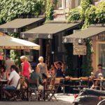 Die Außenbewirtschaftung einer Bar in Corona-Zeiten