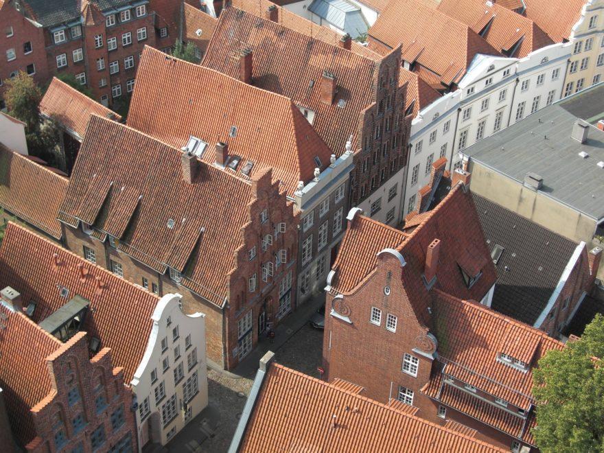 Lübecker Ganghäuser – und ihre Vermietung als Ferienwohnung