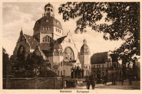 Bielefeld Alte Synagoge 1905