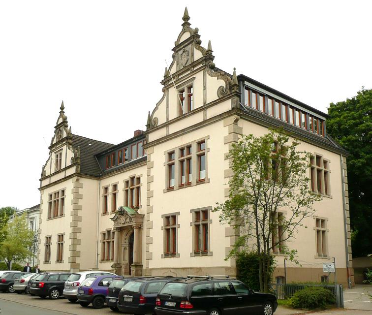Justizzentrum Bückeburg