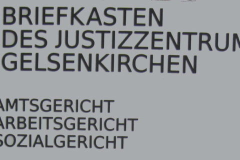 Justizzentrum Gelsenkirchen