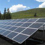 Errichtung von Freiland-Photovoltaikanlagen - und die Bauabzugsteuer