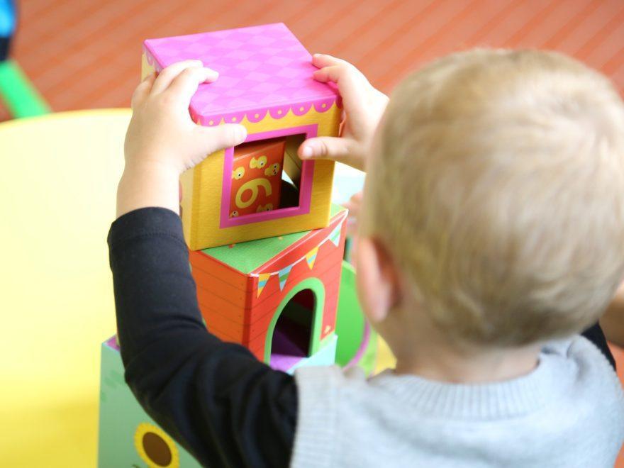 Integrationsplätze in der Kindertagesstätte – und die Vergabe nur an Gemeindekinder