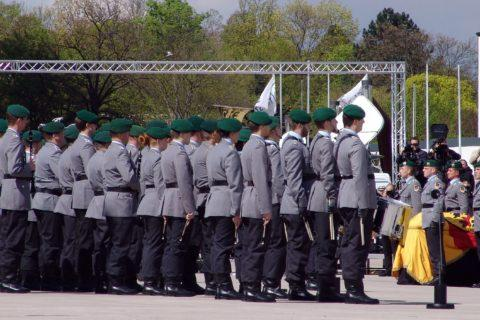Bundeswehr Staatsakt