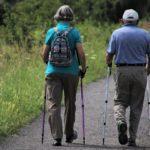 Die Haftung für Verletzung beim Nordic Walking