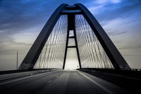 Brücke Fehmarn