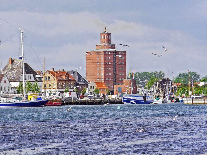 Die Eckernförder Hafenspitze und die Nutzung der Ferienwohnungen