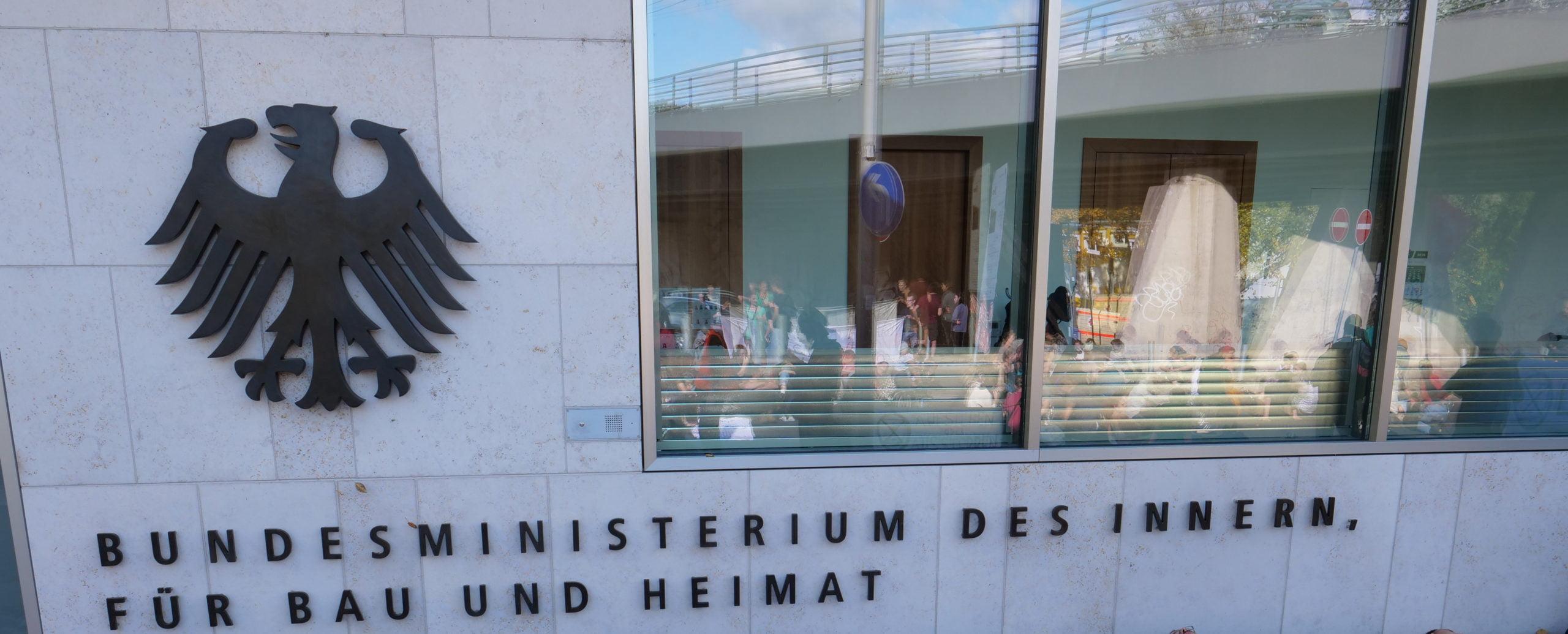 Bundesinnenministerium Berlin