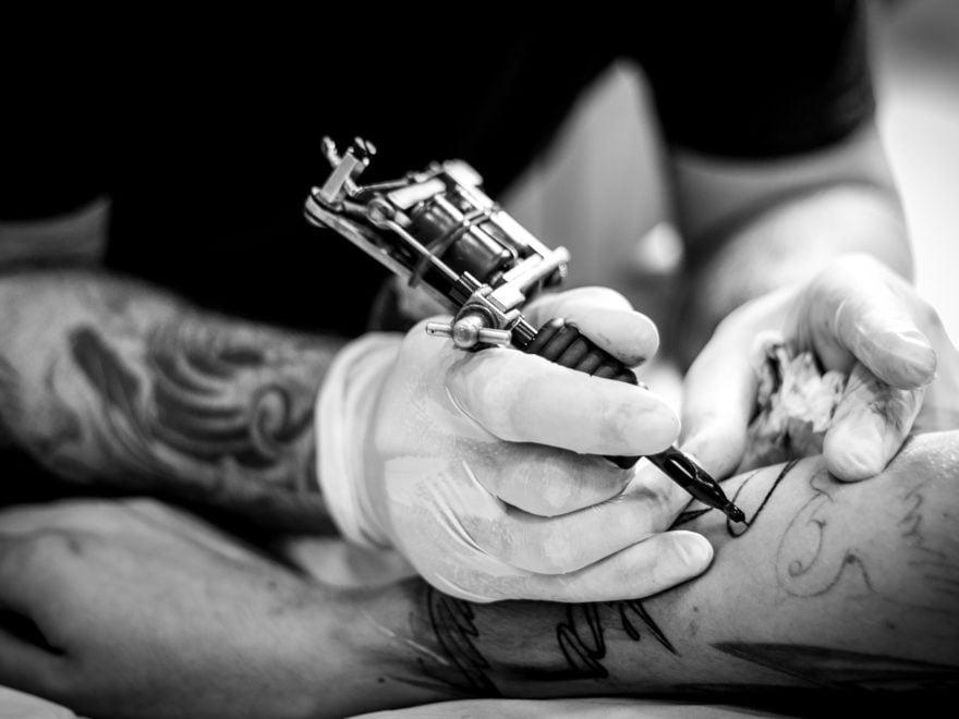 Das Tattoo-Studio – und der Corona-Lockdown